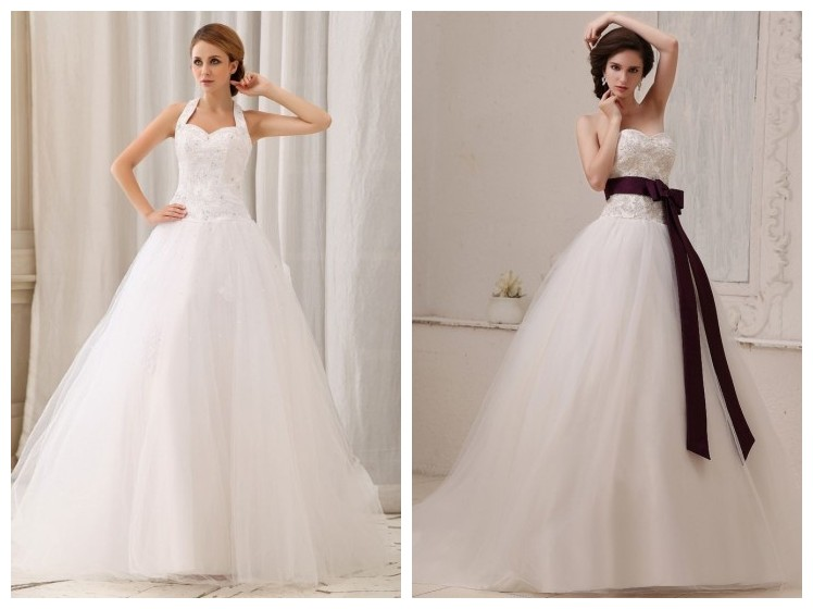 buy cheap princess wedding dresses UK online